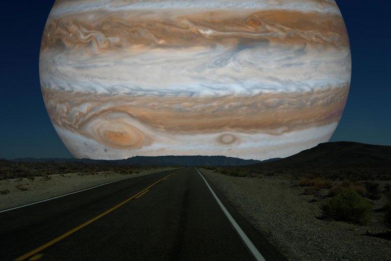 太陽系 最大 の 惑星